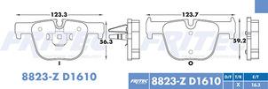 FRITEC SPC-8823-Z-D1610