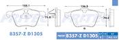 FRITEC SPC-8357-Z-D1305