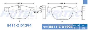 FRITEC SPC-8411-Z-D1294