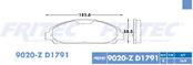 FRITEC SPC-9020-Z-D1791