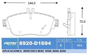FRITEC SPC-8920-Z-D1694