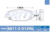 FRITEC SPC-8811-Z-D1596