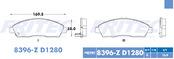 FRITEC SPC-8396-Z-D1280