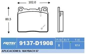 FRITEC SPC-9137-Z-D1908