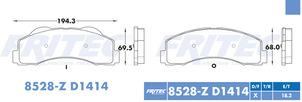 FRITEC SPC-8528-Z-D1414
