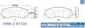 FRITEC SPC-8906-Z1-D1736