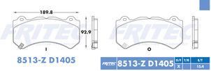 FRITEC SHD-8513-Z-D1405