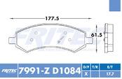 FRITEC SHD-7991-Z-D1084