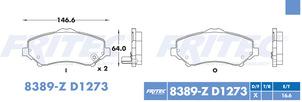 FRITEC SPC-8389-Z-D1273